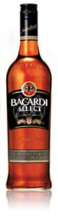 Bacardi Rum Select 375ml